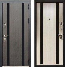 Дверь Персона Гранд-2 Венге / Лиственница бежевая фото