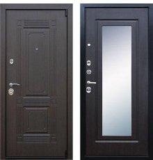 Дверь АСД Викинг Венге с зеркалом
