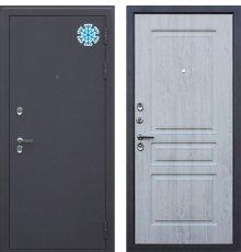 Дверь АСД Терморазрыв 3К Сибирь Сосна белая