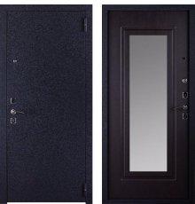 Дверь ЗД Техно Венге с зеркалом фото