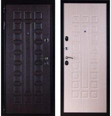 Дверь ЗД Премиум 3К Венге / Беленый дуб