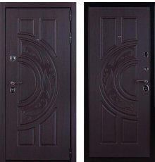 Дверь ЗД Меркурий цилиндр Cisa