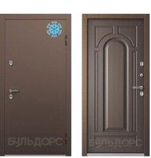 Дверь Бульдорс Termo-2 Венге конго ТВ-2.2
