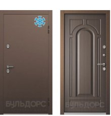 Дверь Бульдорс Termo-2 Венге конго ТВ-2.2 фото