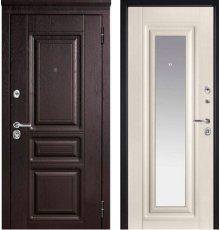Дверь Металюкс Статус M601z с капителью