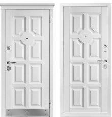 Дверь Металюкс Статус M707 с капителью