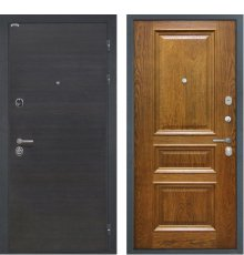 Дверь Интекрон Сицилия Дуб бренди