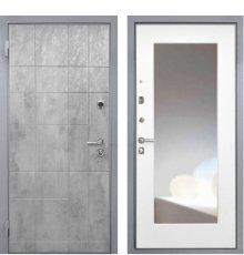 """Дверь Интекрон """"Спарта Грей"""" (Зеркало)"""