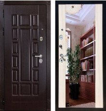 Дверь Дива МД-38 (Зеркало)