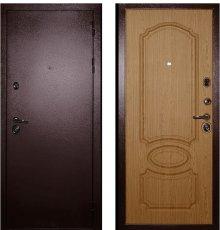 Дверь Дива МД-09Дуб светлый фото