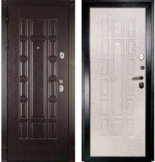 Дверь Дива МД-38 Венге/ Дуб Филадельфия крем