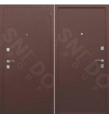 Дверь Снедо Триумф Металл/ Металл фото