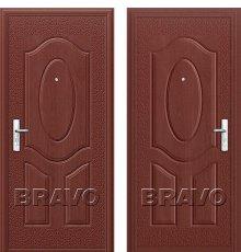 Дверь Bravo Е40М-1-40 (Временная) фото