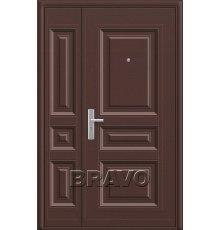 Дверь Bravo К700-1-66 Молотковая эмаль/Молотковая эмаль фото