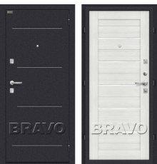 Дверь Bravo Техно Лунный камень/Bianco Veralinga