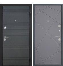"""Дверь Интекрон """"Спарта"""" Венге ФЛ-316/Лучи графит"""