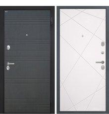 """Дверь Интекрон """"Спарта"""" Венге ФЛ-316/Лучи милк"""