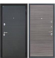 """Дверь Интекрон """"Спарта"""" Венге ФЛ-316Дуб тоскано поперечный фото"""