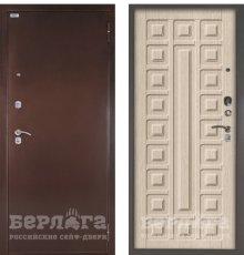 Дверь Берлога Оптима Сенатор Ларче светлый фото