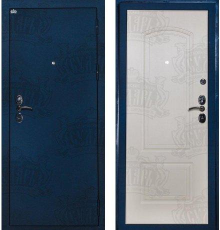 Дверь Сударь-4 Синяя фото
