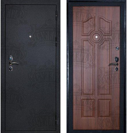 Дверь Сударь-4 Черная фото