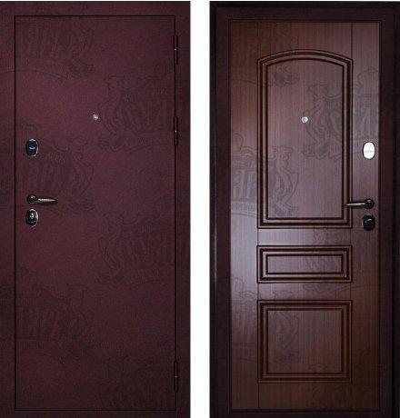 Дверь Сударь-3 Брусника фото