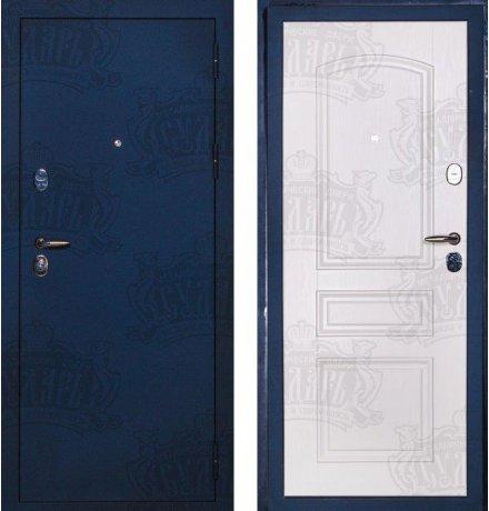 Дверь Сударь-3 Синяя фото