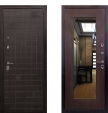 Дверь Ратибор Силуэт 3К Венге Капучино