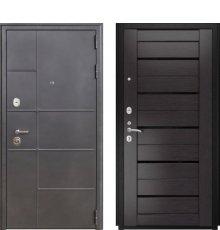 Дверь Luxor-24 ЛУ-22 венге ст. черное