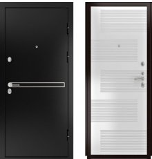 Дверь Luxor-4 185 Белая эмаль