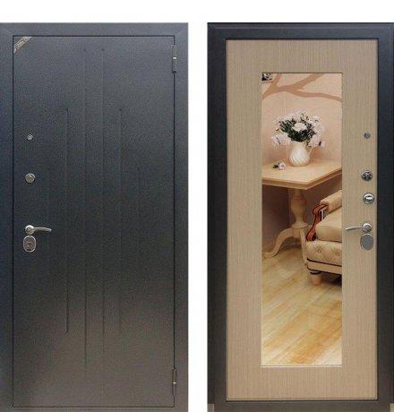 входные двери с зеркалом внутри цены