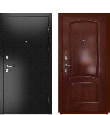 Дверь Luxor-3B Лаура красное дерево