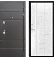 Дверь Luxor-25 Арт-1 Белый ясень
