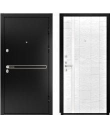 Дверь Luxor-4 Арт-1 бел. яс.