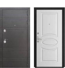 Дверь Luxor-25 Л-1 Белая эмаль