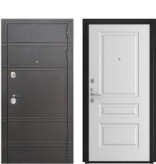 Дверь Luxor-25 Л-2 Белая эмаль