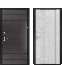 Дверь Luxor-7 Орион-3 дуб бел. эм.