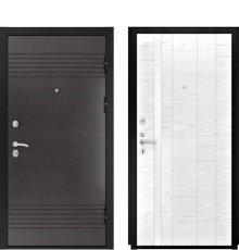 Дверь Luxor-7 Арт-1 бел.яс.