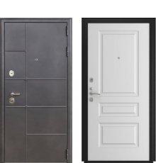 Дверь Luxor-24 Л-2 Белая эмаль