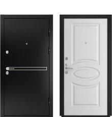Дверь Luxor-4 Л-1 Белая эмаль