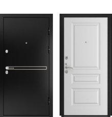Дверь Luxor-4 Л-2 Белая эмаль