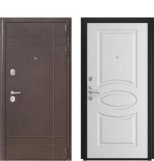Дверь Luxor-23 Л-1 Белая эмаль