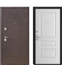 Дверь Luxor-23 Л-2 Белая эмаль