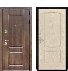 Дверь Luxor-22 Лаура-2 дуб сл. кость
