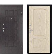 Дверь Luxor-5 Лаура-2 дуб сл. кость