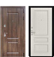 Дверь Luxor-22 Гера-2 дуб 9010