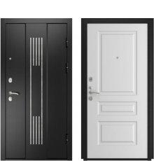 Дверь Luxor-28 Л-2 Белая эмаль.