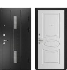 Дверь Luxor-28 Л-1 Белая эмаль.