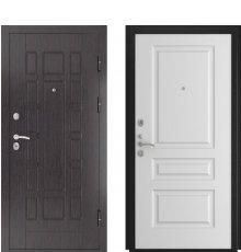 Дверь Luxor-5 Л-2 Белая эмаль