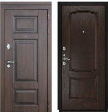 Дверь Luxor-21 Лаура-2 мор. дуб
